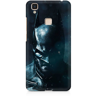 CopyCatz Arkham City Joker Premium Printed Case For Vivo V3 Max