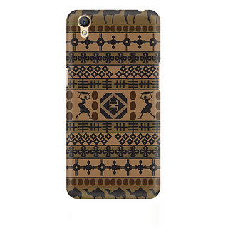 CopyCatz African Impulse Premium Printed Case For Oppo A37