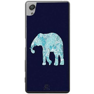 YuBingo The Elephant Designer Mobile Case Back Cover For Sony Xperia XA