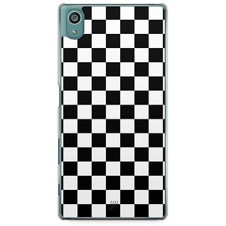YuBingo Chess Pattern Designer Mobile Case Back Cover For Sony Xperia Z5