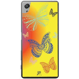 YuBingo Butterflies Designer Mobile Case Back Cover For Sony Xperia XA