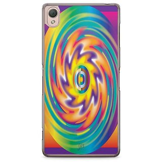 YuBingo Colourful Circular Pattern Designer Mobile Case Back Cover For Sony Xperia Z3