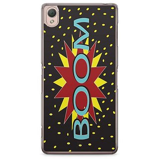 YuBingo Boom Designer Mobile Case Back Cover For Sony Xperia Z3
