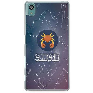 YuBingo Cancer Designer Mobile Case Back Cover For Sony Xperia Z5
