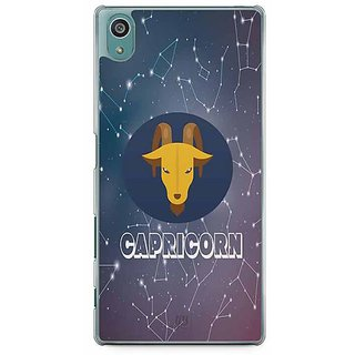 YuBingo Capricorn Designer Mobile Case Back Cover For Sony Xperia Z5