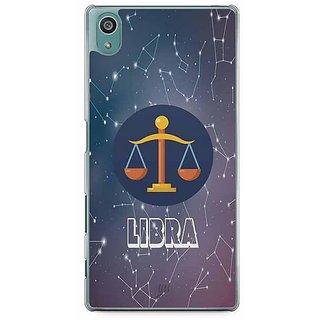 YuBingo Libra Designer Mobile Case Back Cover For Sony Xperia Z5