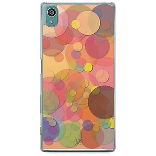 YuBingo Rainbow Designer Mobile Case Back Cover For Sony Xperia Z5
