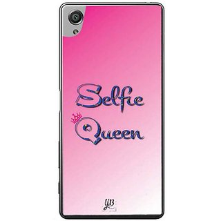 YuBingo Selfie Queen Designer Mobile Case Back Cover For Sony Xperia XA