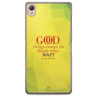 YuBingo Go Out And Run Designer Mobile Case Back Cover For Sony Xperia Z3