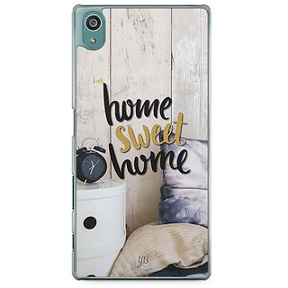 YuBingo Home Sweet Home Designer Mobile Case Back Cover For Sony Xperia Z5