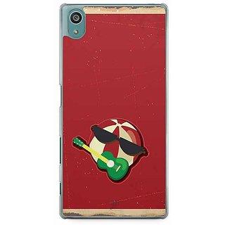 YuBingo Fun At Beach Designer Mobile Case Back Cover For Sony Xperia Z5