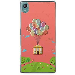YuBingo The Dream Home Designer Mobile Case Back Cover For Sony Xperia Z5
