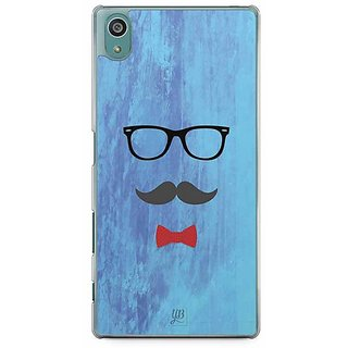 YuBingo The Complete Man Designer Mobile Case Back Cover For Sony Xperia Z5