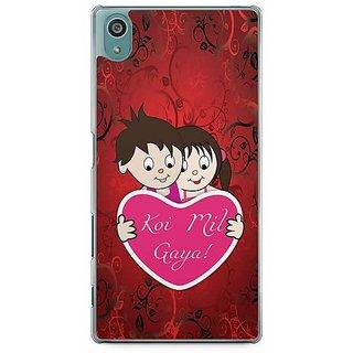 YuBingo Koi Mil Gaya Designer Mobile Case Back Cover For Sony Xperia Z5