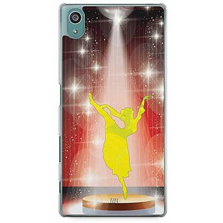 YuBingo Dance Dance Designer Mobile Case Back Cover For Sony Xperia Z5