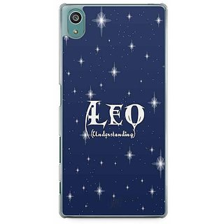 YuBingo Leo (Understanding) Designer Mobile Case Back Cover For Sony Xperia Z5