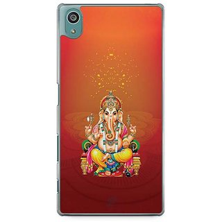 YuBingo Mere Ganpati Designer Mobile Case Back Cover For Sony Xperia Z5