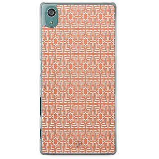 YuBingo Rangoli Design Designer Mobile Case Back Cover For Sony Xperia Z5