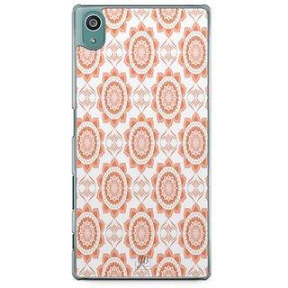 YuBingo Rangoli Designer Mobile Case Back Cover For Sony Xperia Z5