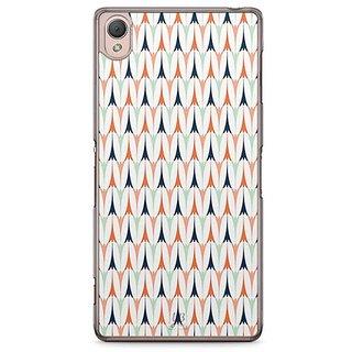 YuBingo Eiffel Tower Pattern Designer Mobile Case Back Cover For Sony Xperia Z3