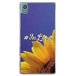 YuBingo In Love Designer Mobile Case Back Cover For Sony Xperia Z5