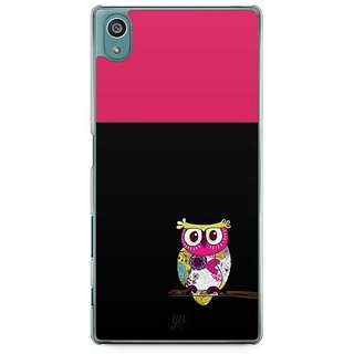 YuBingo Lovely Owl Designer Mobile Case Back Cover For Sony Xperia Z5