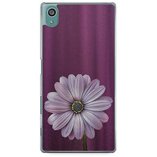 YuBingo Beautiful Flower Designer Mobile Case Back Cover For Sony Xperia Z5