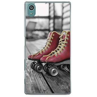 YuBingo Skates Designer Mobile Case Back Cover For Sony Xperia Z5
