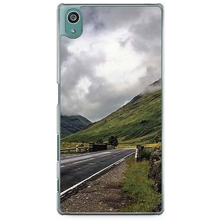 YuBingo Road With A Scenic Beauty Designer Mobile Case Back Cover For Sony Xperia Z5
