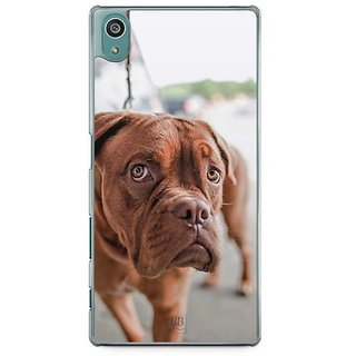 YuBingo Innocent Dog Designer Mobile Case Back Cover For Sony Xperia Z5