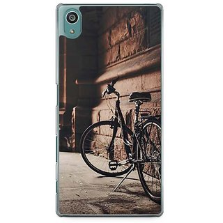 YuBingo Bicycle Designer Mobile Case Back Cover For Sony Xperia Z5