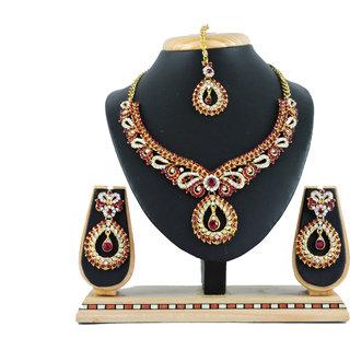 Vatsalya Creation Alloy Jewel Set