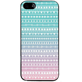 Ayaashii Cats And Flags Pattern Back Case Cover for Apple iPhone 5::Apple iPhone 5S
