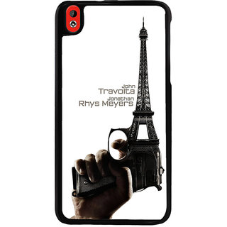 Ayaashii John Travolta Back Case Cover for HTC Desire 816::HTC Desire 816 G