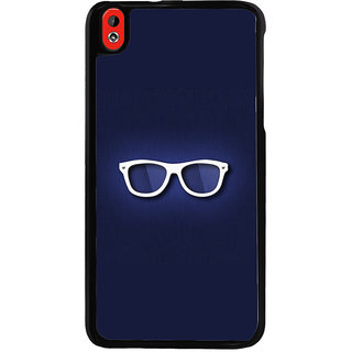 Ayaashii Only Spects Back Case Cover for HTC Desire 816::HTC Desire 816 G