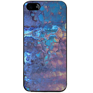Ayaashii Paint Art Back Case Cover for Apple iPhone 5::Apple iPhone 5S