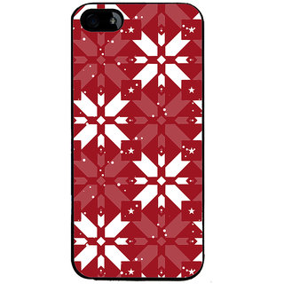 Ayaashii Box Pattern Back Case Cover for Apple iPhone 4::Apple iPhone 4S