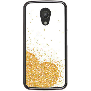 Ayaashii Little Dots Make Heart Back Case Cover for Meizu M1 Note::Meizu Note1