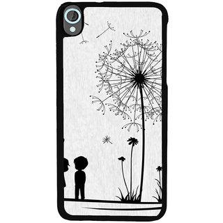 Ayaashii Love Tree Back Case Cover for HTC Desire 820::HTC Desire 820Q::HTC Desire 820S