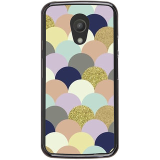 Ayaashii Half Circle Pattern Back Case Cover for Meizu M1 Note::Meizu Note1