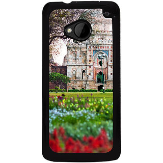 Ayaashii Eye Cathing Pattern Back Case Cover for HTC One M8::HTC M8
