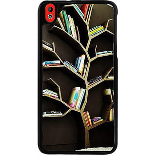 Ayaashii My Library Back Case Cover for HTC Desire 816::HTC Desire 816 G