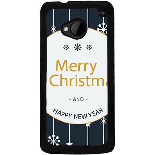 Ayaashii Chirstmas Wishes Back Case Cover for HTC One M8::HTC M8