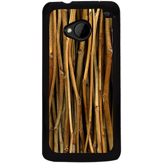 Ayaashii Nice Construction Back Case Cover for HTC One M8::HTC M8