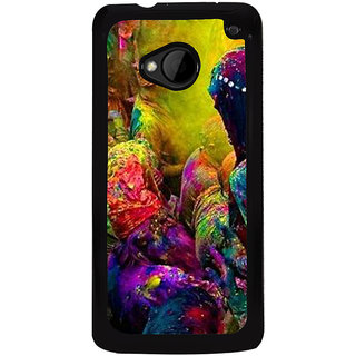 Ayaashii Jocker Face Back Case Cover for HTC One M8::HTC M8