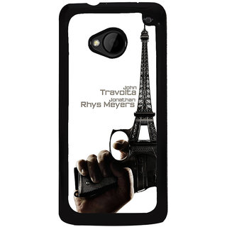 Ayaashii Girl Puzzle Face Back Case Cover for HTC One M8::HTC M8