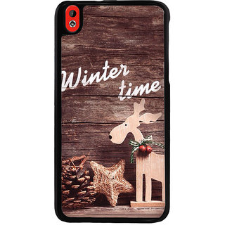 Ayaashii Winter Time Back Case Cover for HTC Desire 816::HTC Desire 816 G