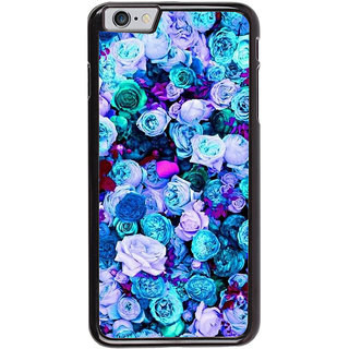 Ayaashii Floral Pattern Back Case Cover for Apple iPhone 6 Plus