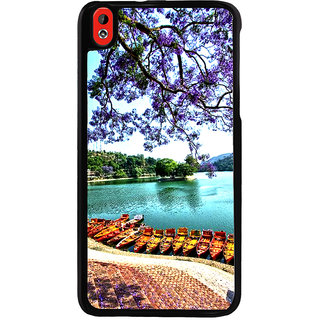 Ayaashii Nature's Click Back Case Cover for HTC Desire 816::HTC Desire 816 G