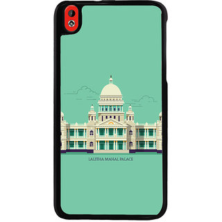 Ayaashii Lalitha Mahal Palace Back Case Cover for HTC Desire 816::HTC Desire 816 G